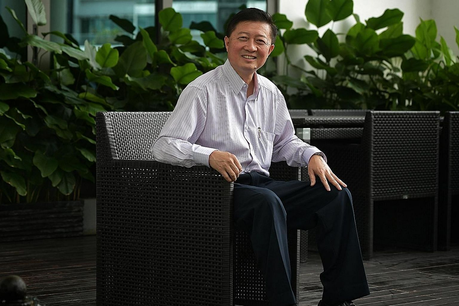 Food Empire's founder and executive chairman Tan Wang Cheow attributes the group's success to the support shown by its shareholders, management and staff, and the tenacity and adaptability of his team.