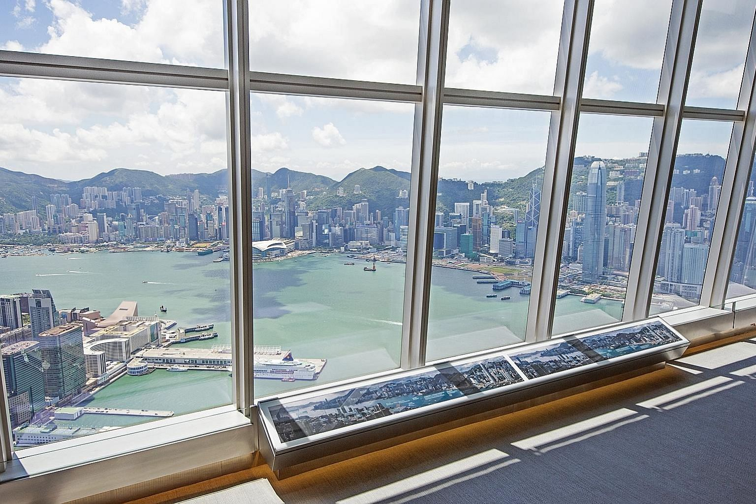 The sky100 Hong Kong Observation Deck, on the 100th floor of Hong Kong's tallest building, is celebrating its seventh anniversary. Go white-water rafting in the town of Futaleufu in Chile on an 11-day Patagonia lakes expedition with luxury experienti