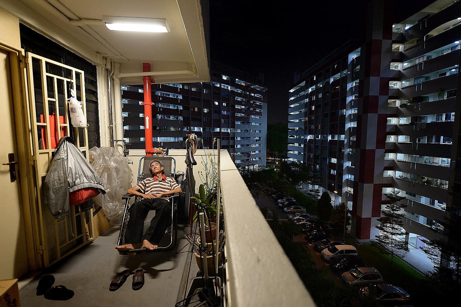 One suggestion to remedy inequality is forpublic rental flats to be mixed into owner-occupied blocks, so they are not distinguishable. That could reduce the stigma and ensure a better living environment.