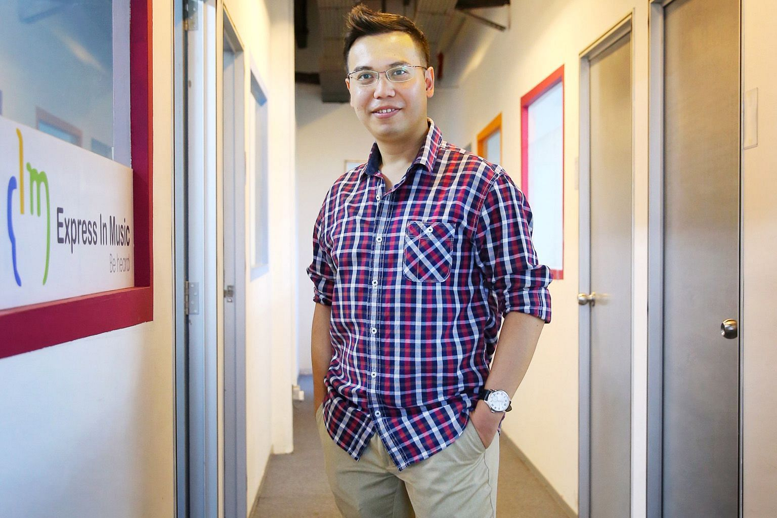 Mr Jerry Chen, who started piped music provider Express in Music in 2009 with a friend, believes cash is king and plans to set aside a small fund and look at potential start-ups with good business propositions in South-east Asia. He also plans to han