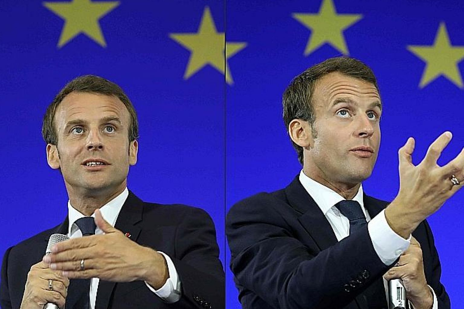 French President Emmanuel Macron rose to power not by pushing his way through France's existing ruling class, but by outmanoeuvring it altogether. More astonishingly still, he was elected not by bowing to the anti-globalisation and anti-immigration p