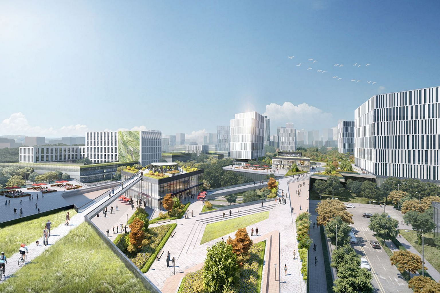 The New Clark City in the Philippines is envisioned as an alternative to congested capital Manila. The smart use of data and digital technologies can significantly alleviate some of the challenges of urbanisation, and Asean members are recognising th