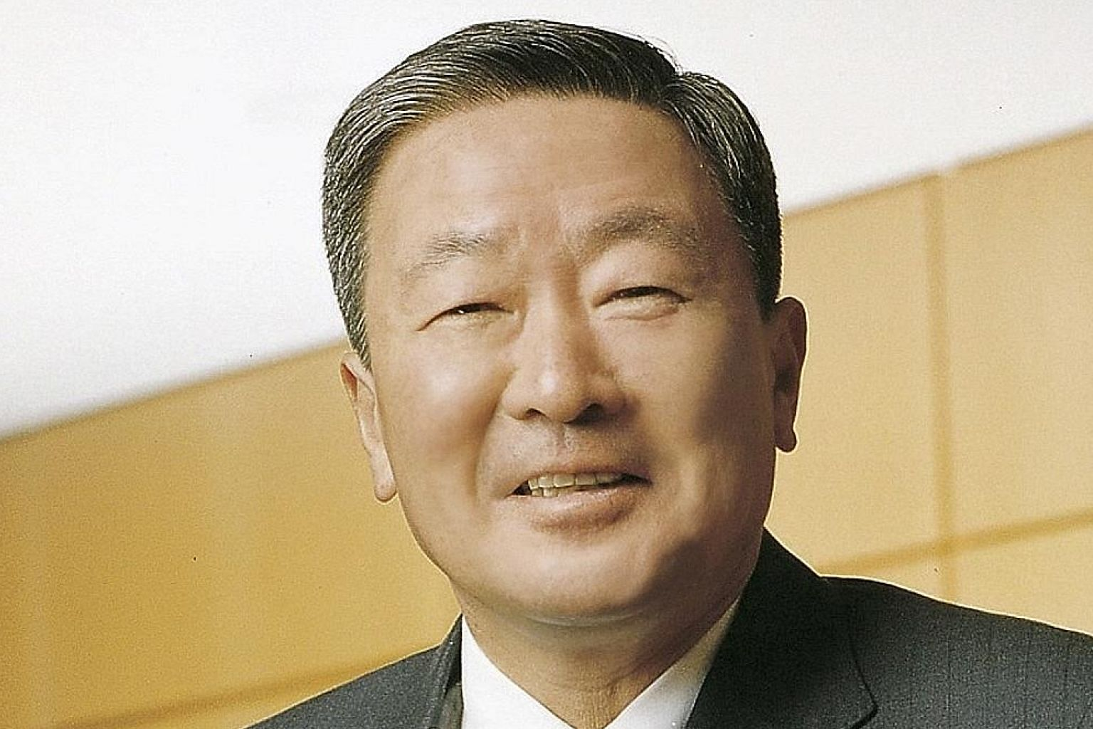 Mr Koo Bon Moo, who helped transform South Korea's fourth-largest conglomerate into a global brand, died yesterday after battling brain disease.