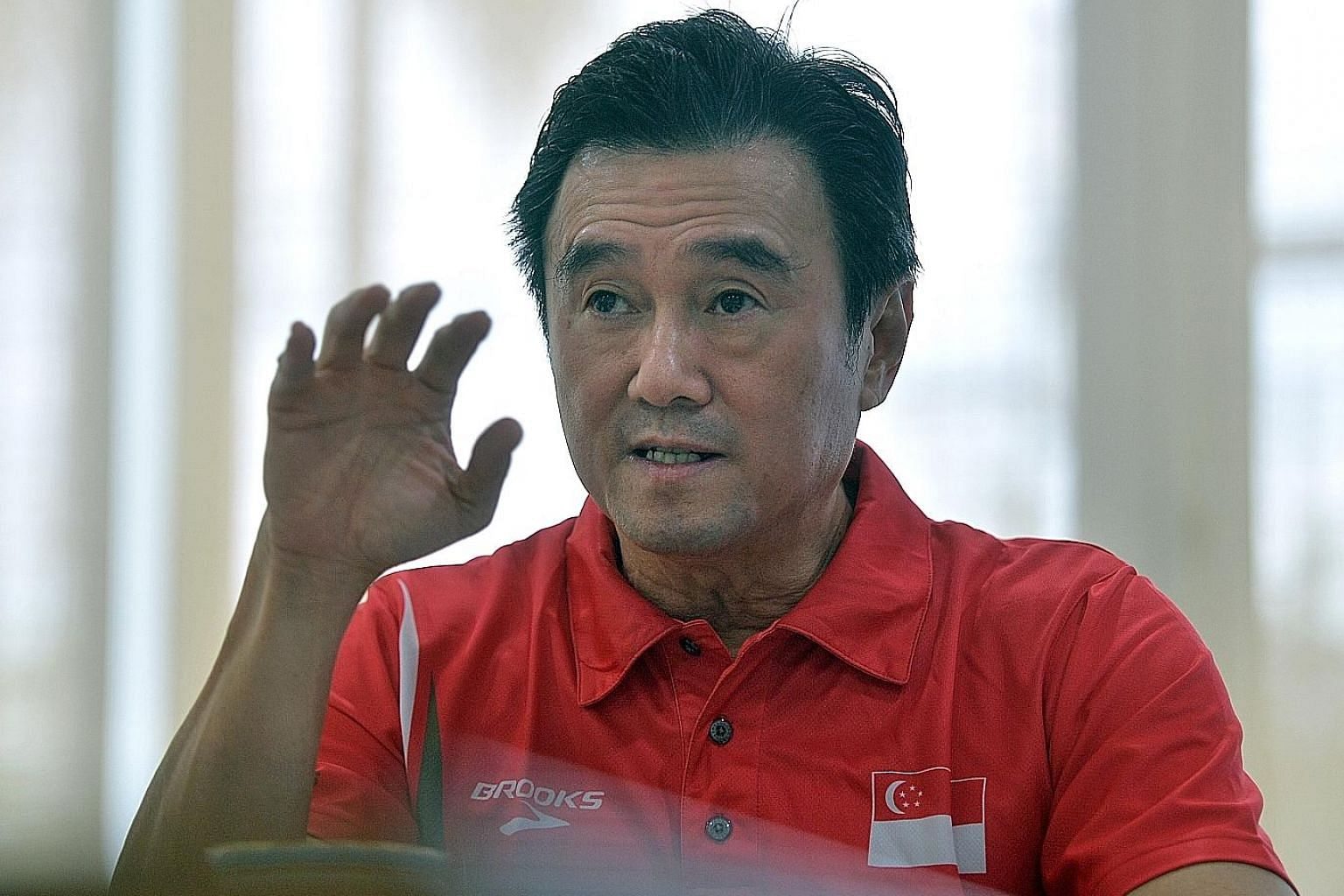"Tang Weng Fei insists he does not have to come back but needs to because ""SA is really dysfunctional""."