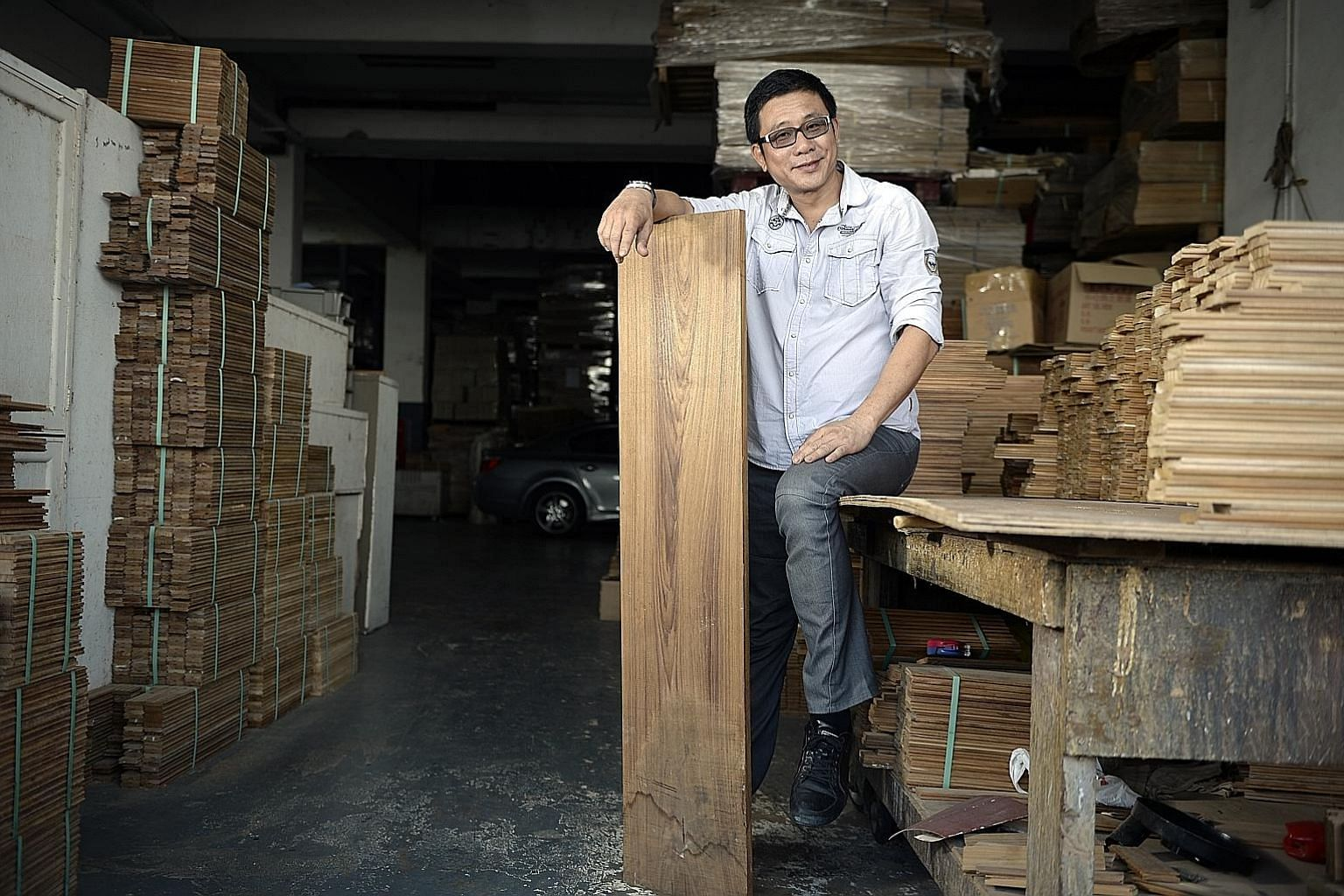 As founder of Jason Holdings, Mr Jason Sim Chon Ang oversaw the sale and marketing team of wholly owned subsidiary Jason Parquet Specialist (Singapore) before its liquidation on June 10, 2016.