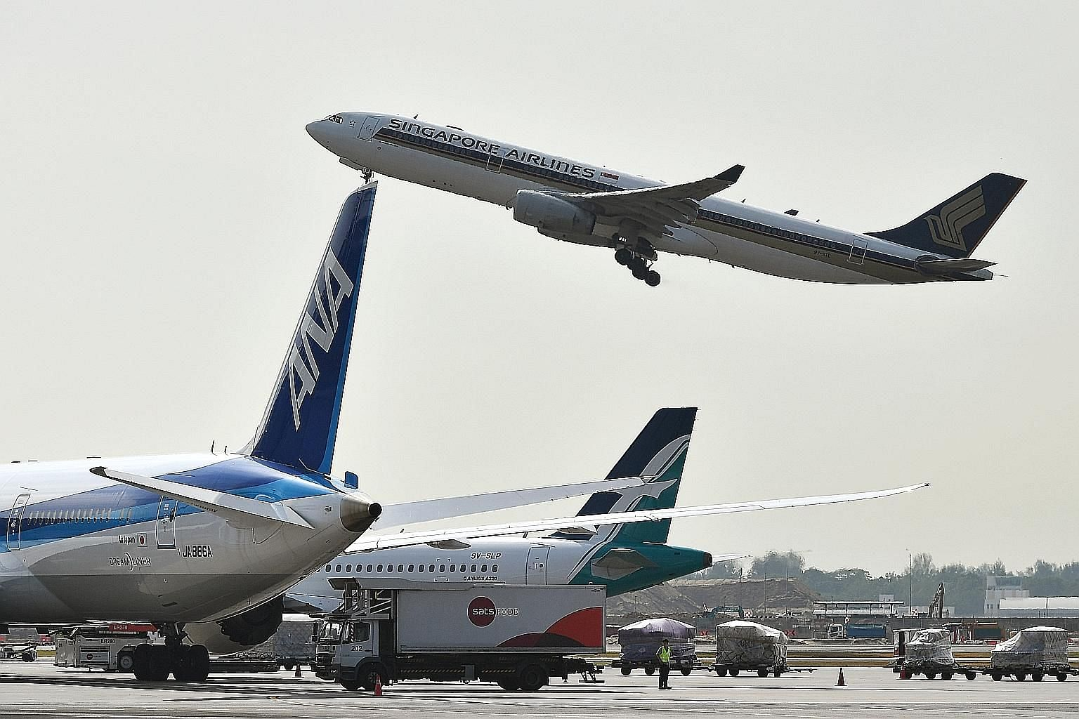 Airlines in the Asia-Pacific can expect strong demand for their services to continue in all the major markets in the region, as well as on long-haul services to Europe and the United States. To prepare for this and to stay on top, carriers such as Si