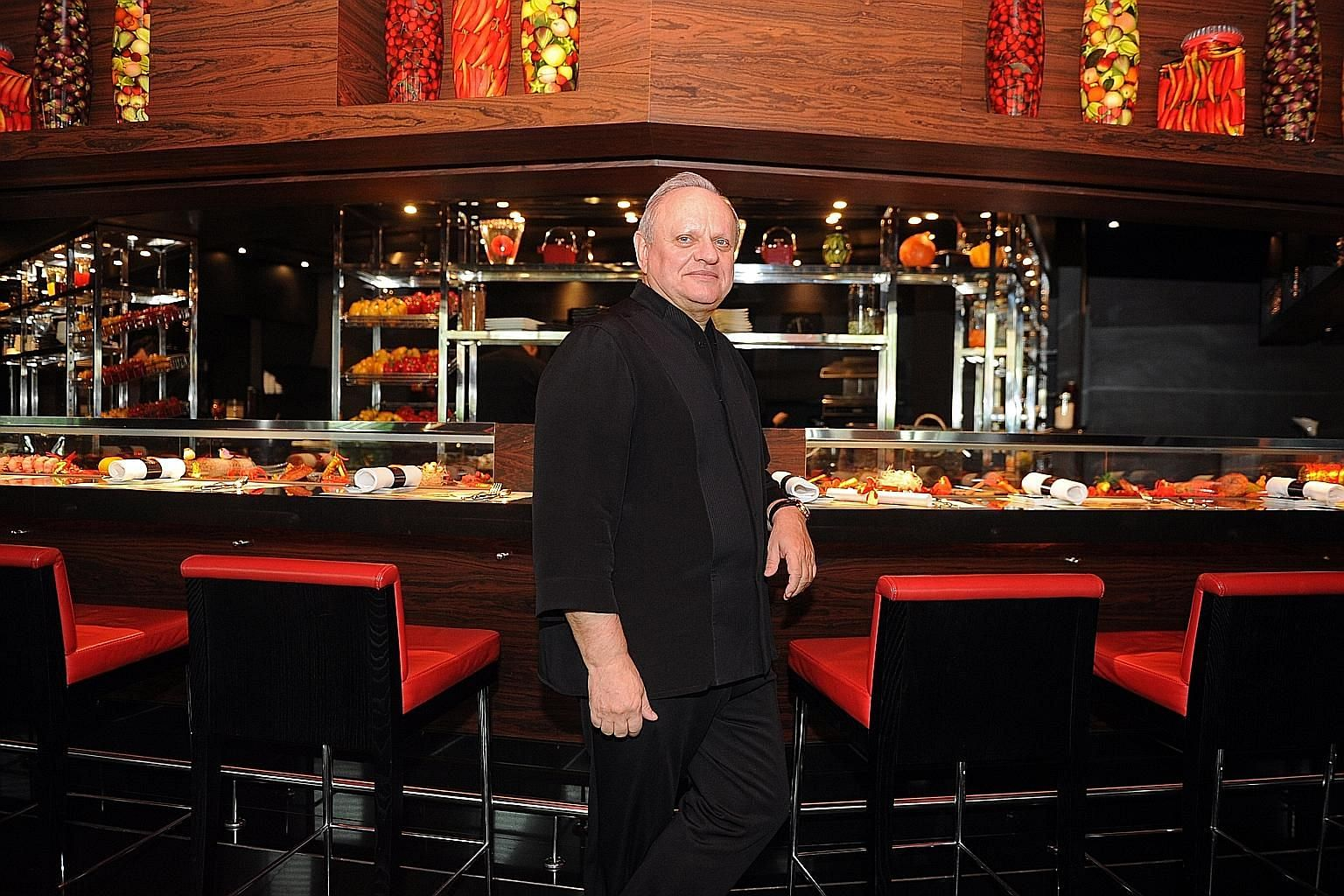 Chef Joel Robuchon, who has over 25 restaurants worldwide, introduced new chefs for Joel Robuchon Restaurant and L'Atelier de Joel Robuchon at Resorts World Sentosa in November last year. The impending closure of the two outlets comes just months aft