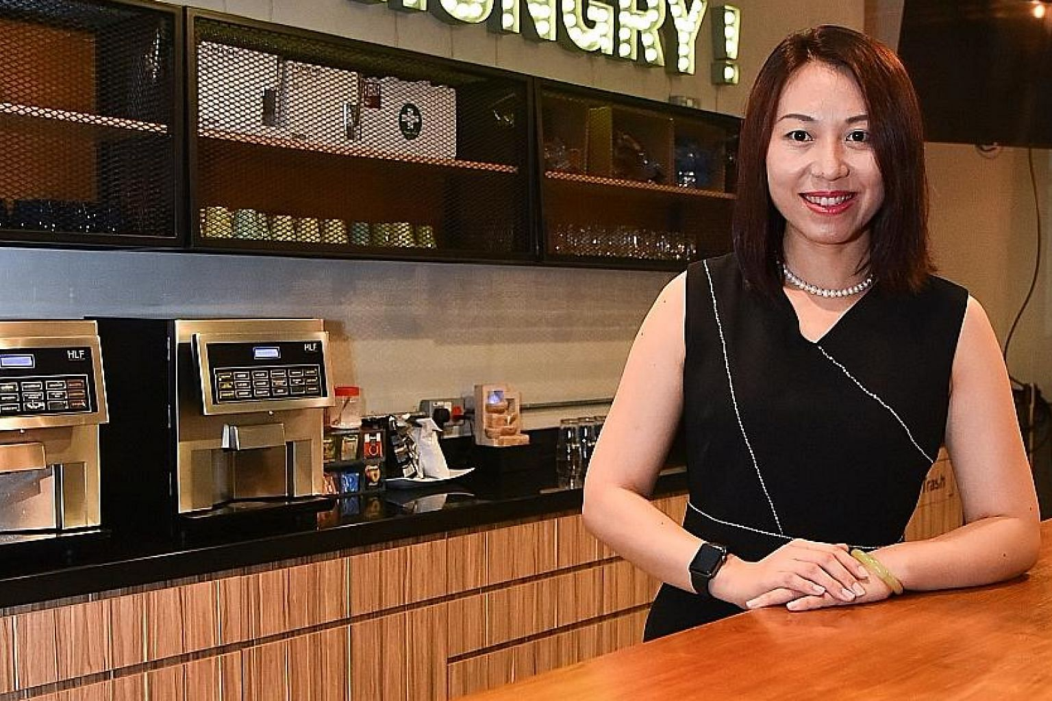 Ms Rachel Chen, head of dollarDEX, says her biggest dream as a 17-year-old girl was to earn enough money to buy nice clothes. She has exceeded that dream, counting properties, unit trusts, exchange-traded funds, stocks and fixed deposits in her inves