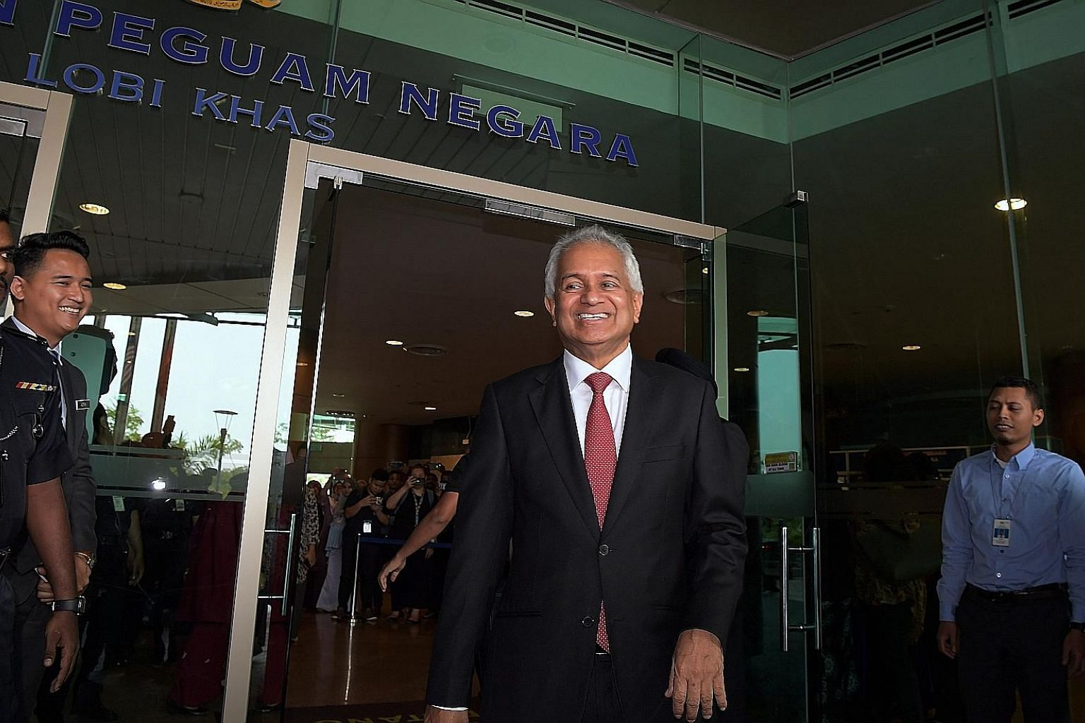 Umno appeared to be too much in a state of shock from last month's electoral defeat to offer any resistance or direct other pressure groups to protest against the appointment of Mr Tommy Thomas (above) as Attorney-General. That is likely to change in