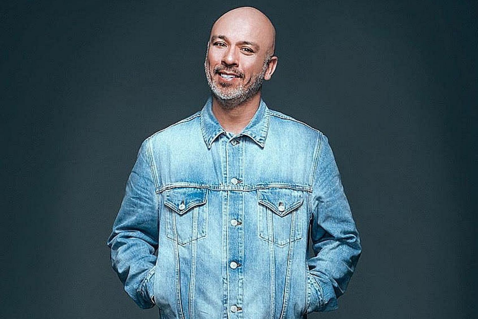 Going on stage and sharing his family stories is therapy for Jo Koy.