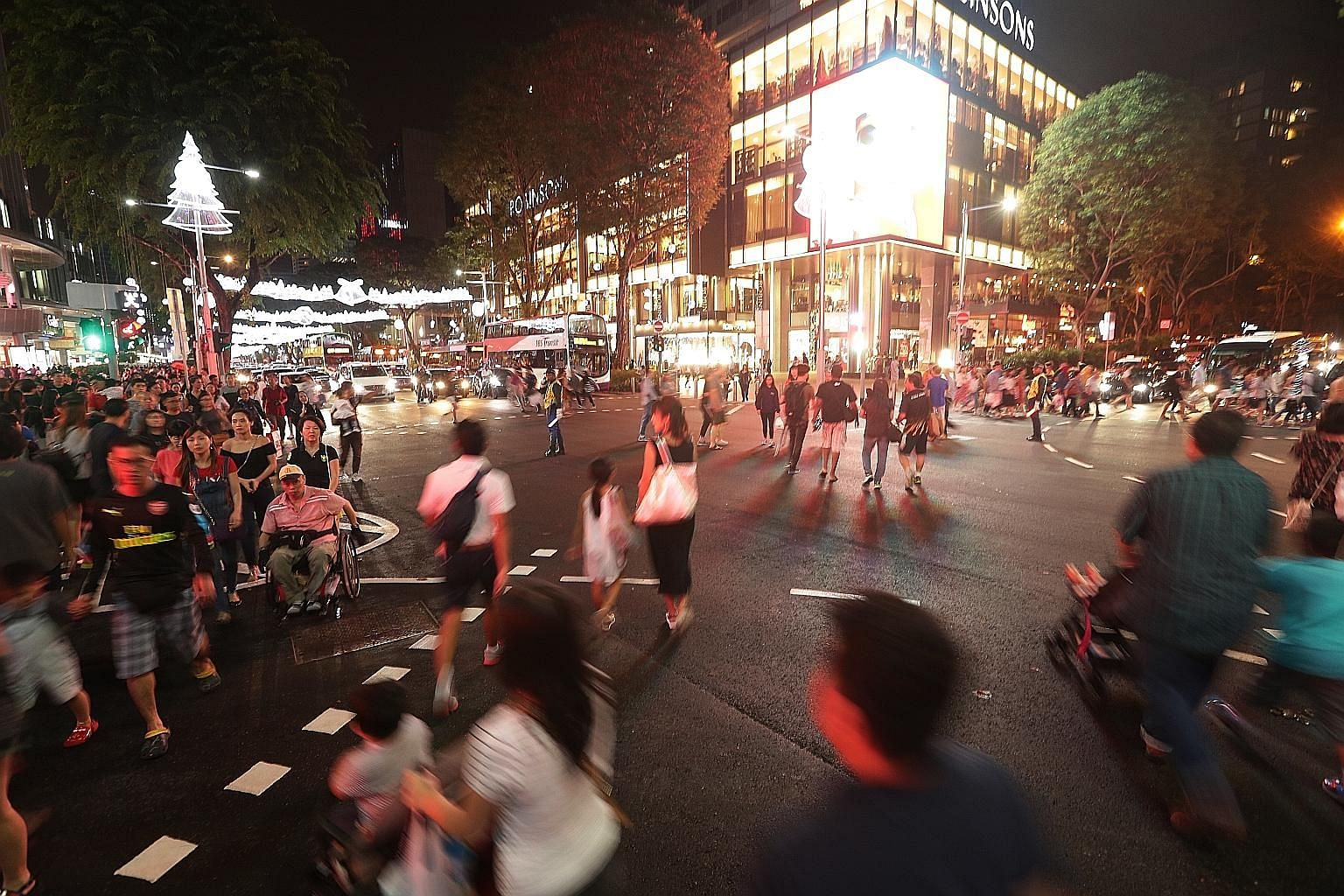 The study will lay the blueprint for Orchard Road, Singapore's premier shopping district, for the next 15 to 20 years. The first part involves finding out how people think about and use Orchard Road. The study will also examine the precinct's physica