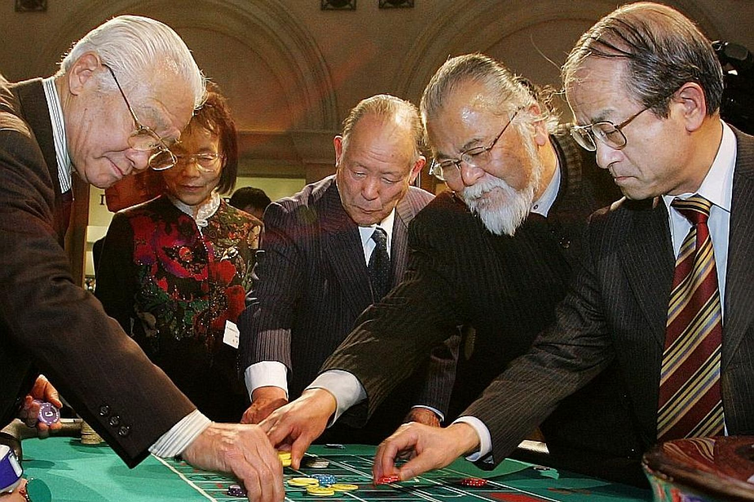 Gaming consultancies have said Japan's casino market could be worth about US$16 billion (S$22 billion), about half of Macau's yearly revenues but some US$5 billion more than that of Las Vegas.