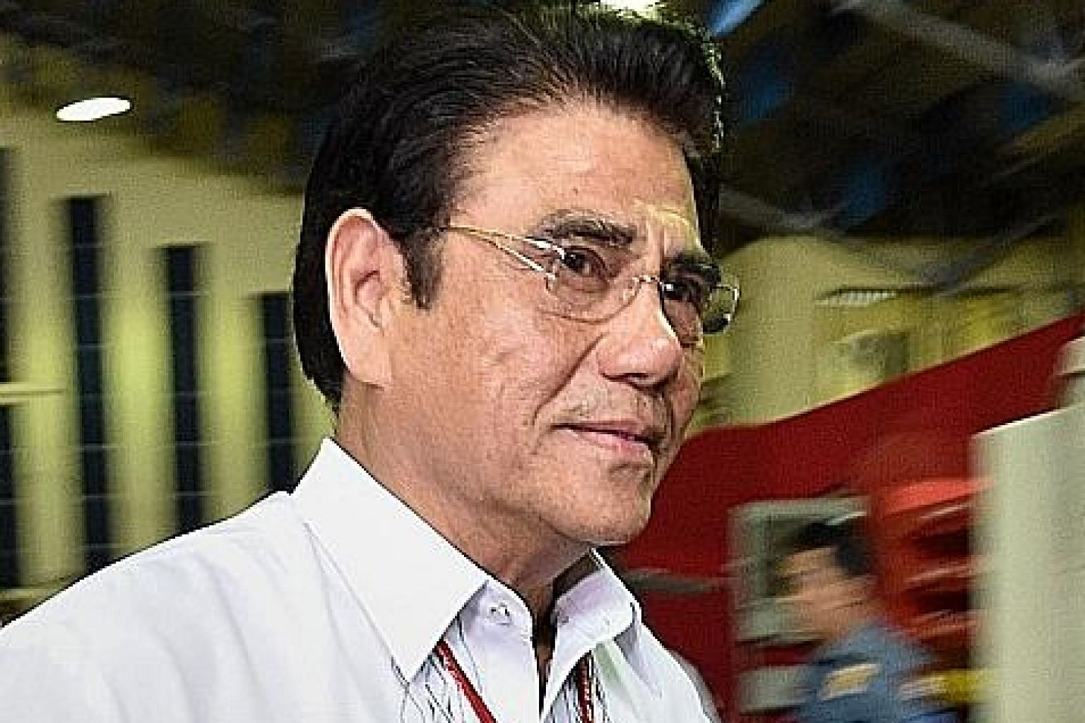 Mr Antonio Halili had expressed concern over the way police conducted the war on drugs.
