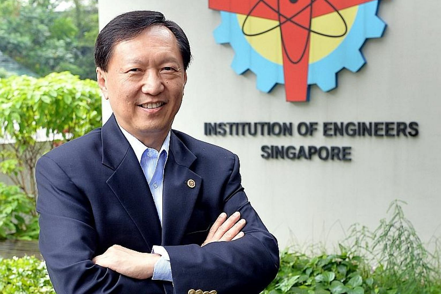 Dr Yeoh Lean Weng plans to sign up technicians and master craftsmen with Institute of Technical Education or polytechnic qualifications as associate members of The Institution of Engineers, Singapore.