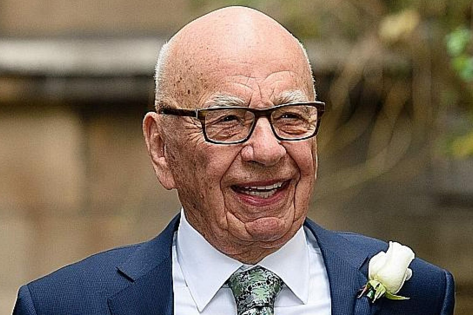 Mr Rupert Murdoch already owns 39 per cent of Sky. His 21st Century Fox has been trying to buy Sky since December 2016.