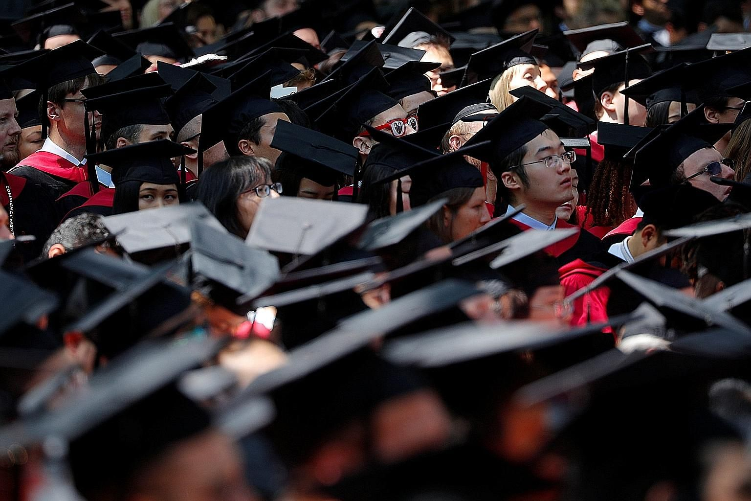 """Education Minister Ong Ye Kung has called education a """"great social leveller"""" in Singapore where students of various backgrounds are given opportunities to learn and progress. In Singapore, some of the brightest in terms of academic performance apply"""