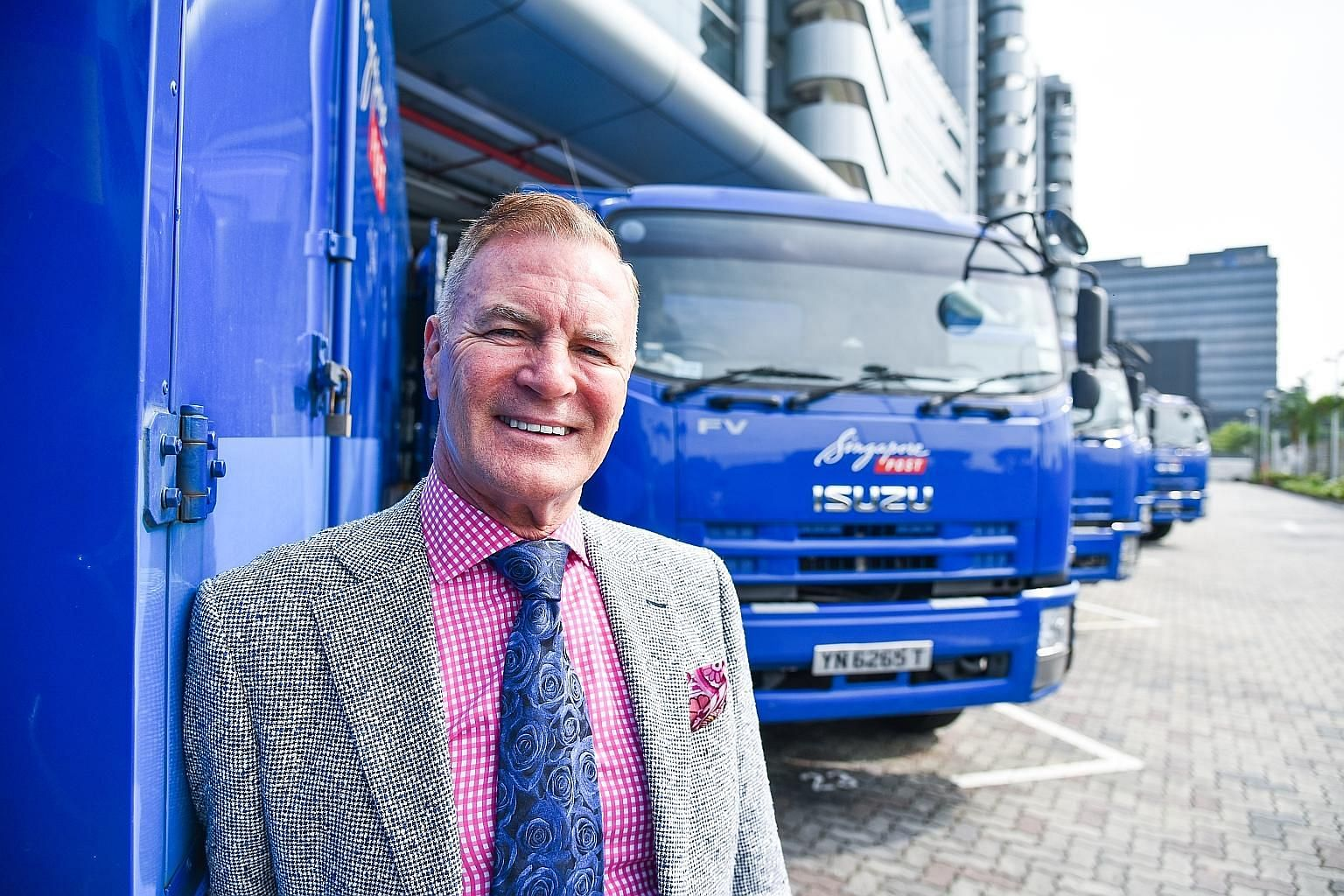 SingPost group chief executive Paul Coutts says the company is still a long way from where it wants to be, but his efforts since he took on the top job last year appear to be paying off. SingPost has seen year-on-year profit growth the last two quart