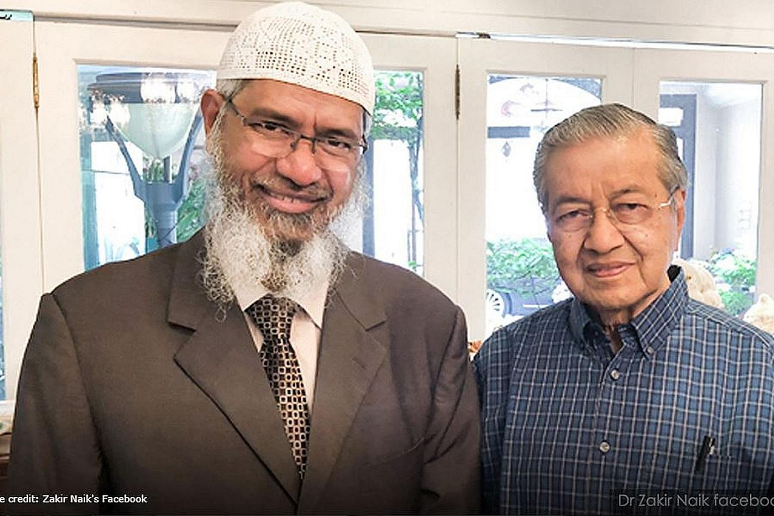 Malaysian Prime Minister Mahathir Mohamad has ruled out sending Dr Zakir Naik, who is suspected of inciting terrorism, back to India.