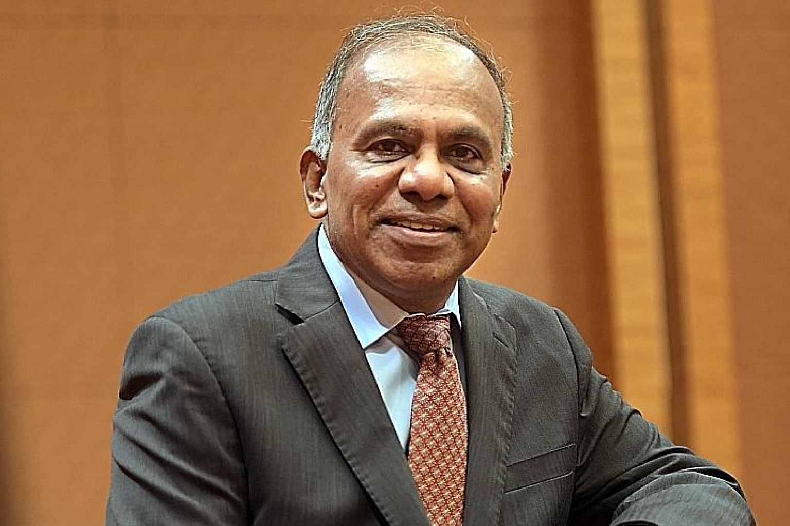 Professor Subra Suresh was president of Carnegie Mellon University when he was hired to lead Nanyang Technological University. He has some two dozen patent applications to his name. One area the new NTU president is pushing is artificial intelligence