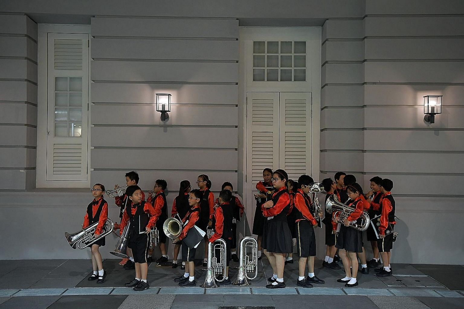 Those in the primary and lower secondary levels in Singapore benefit from structured art and music curricula. One learning outcome in the music framework for these levels is for students to appreciate music and have an understanding of its role in di
