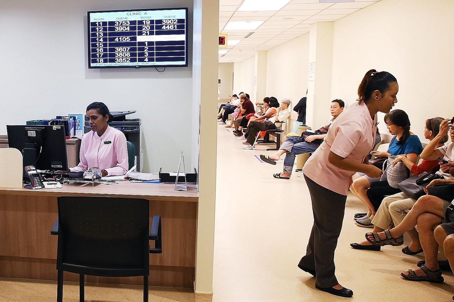Staff will not be able to access the Internet from their work computers once Internet access is delinked at all public healthcare clusters.