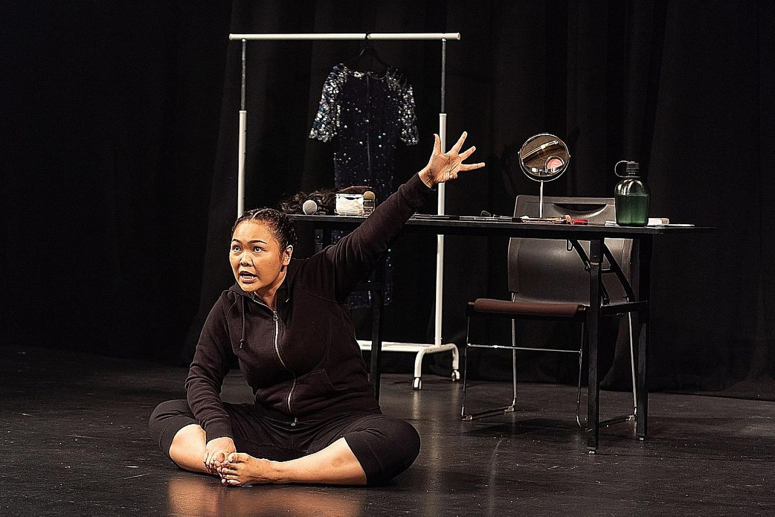 One-woman show An Actress Prepares showcases actress Siti Khalijah's charisma and versatility with a well-paced and perceptive script.