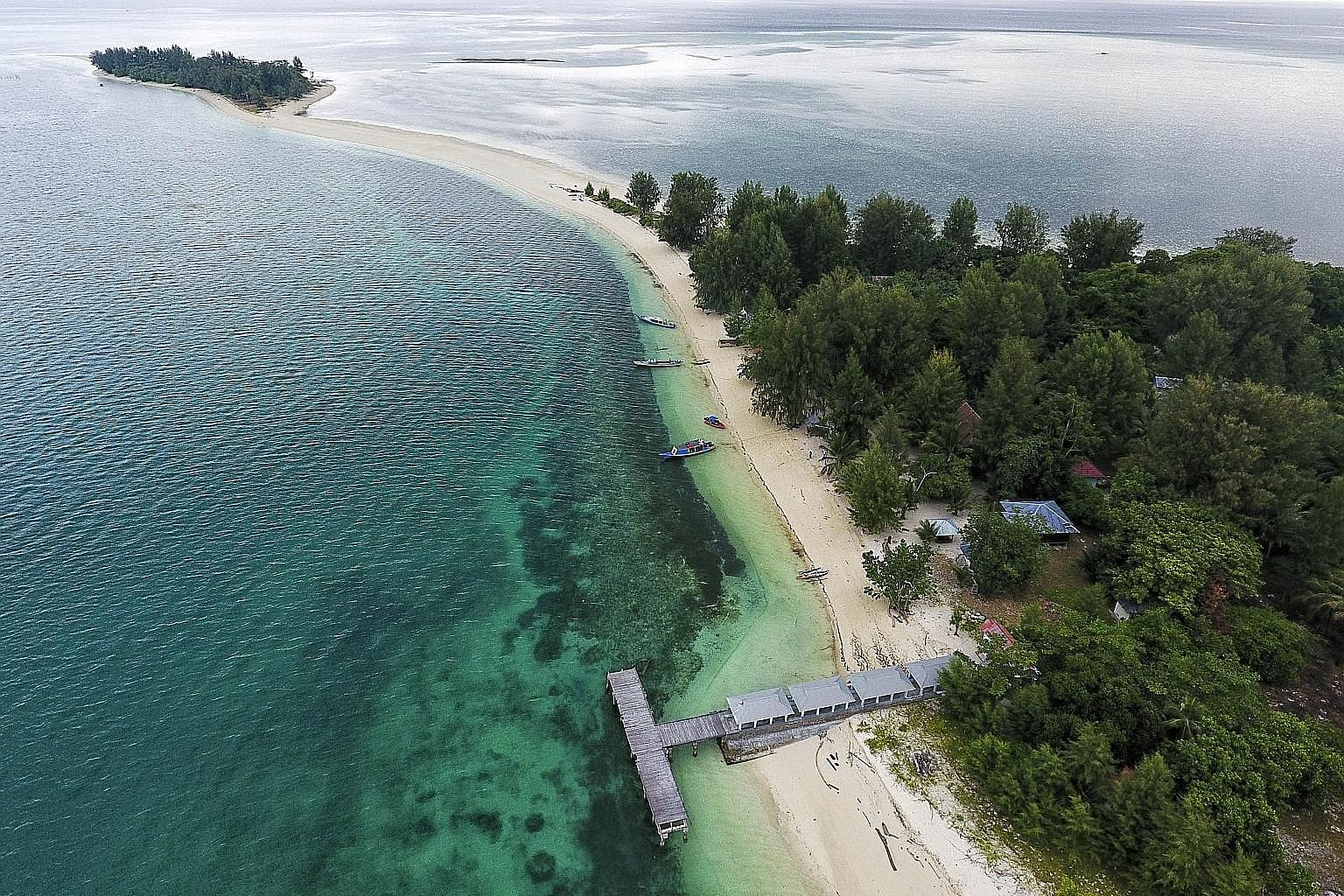 The Morotai Special Economic Zone in North Maluku is expected to generate 30,000 jobs when it is fully operational. Its operator, Jakarta-listed property developer Jababeka, has secured nearly US$170 million (S$232 million) in investments.