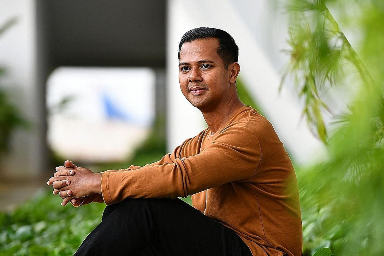 Mr Mohammad Azahari Abdul Razak, a former offender who is now completing his studies at Singapore Polytechnic, said families in dire straits sometimes just need people to befriend and support them.