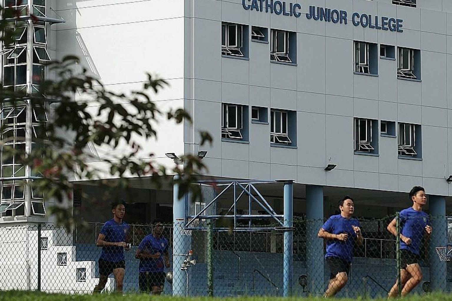 A CJC vice-principal lashed out after some 150 students were absent from school, claiming that CJC is unlike a neighbourhood secondary school where she claimed most students have family issues.