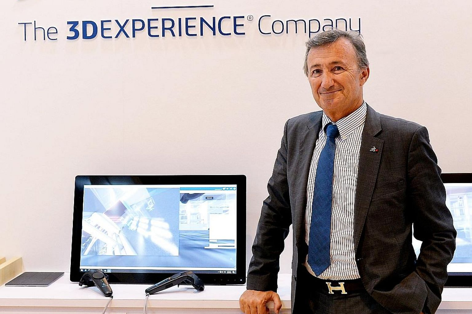 "Dassault Systemes vice-chairman and CEO Bernard Charles says ""experience will be the differentiator in the future economy"". The company has 59 labs around the world, including successful research facilities in India and Malaysia."