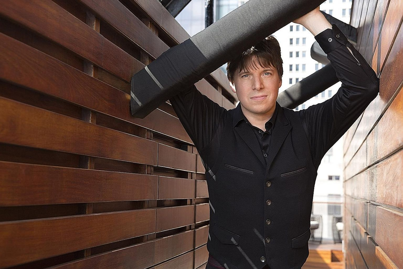 Joshua Bell has been playing the violin for more than four decades.