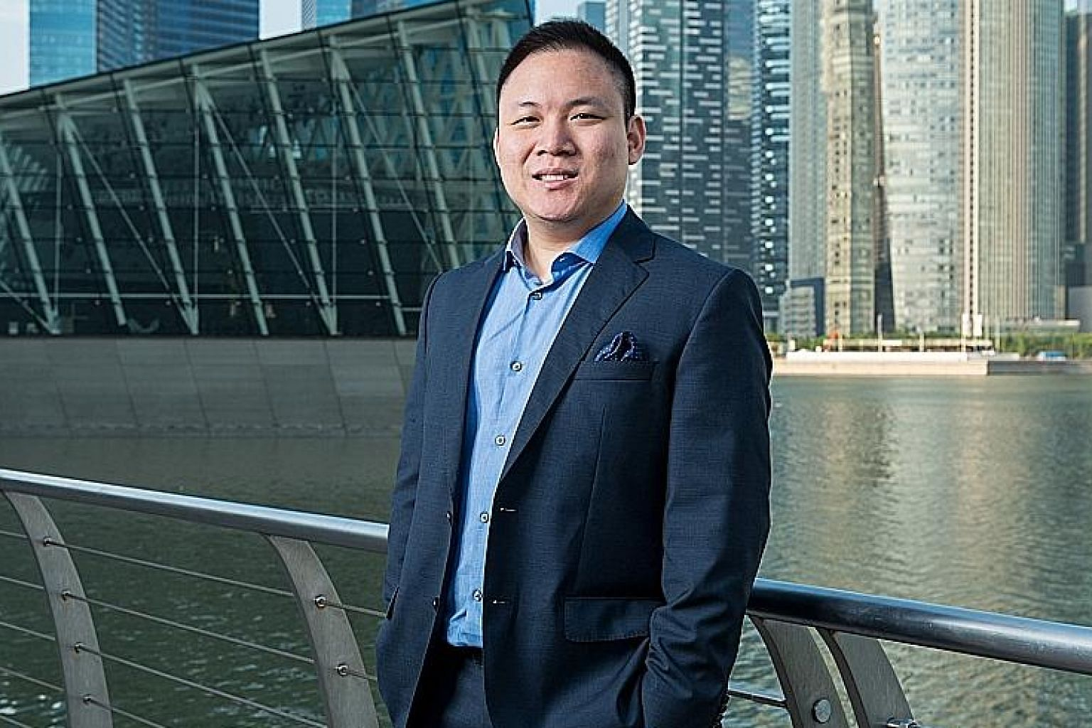 Mr Cheo Ming Shen alleges he was forced out as chief executive officer of Nuffnang's parent company Netccentric.