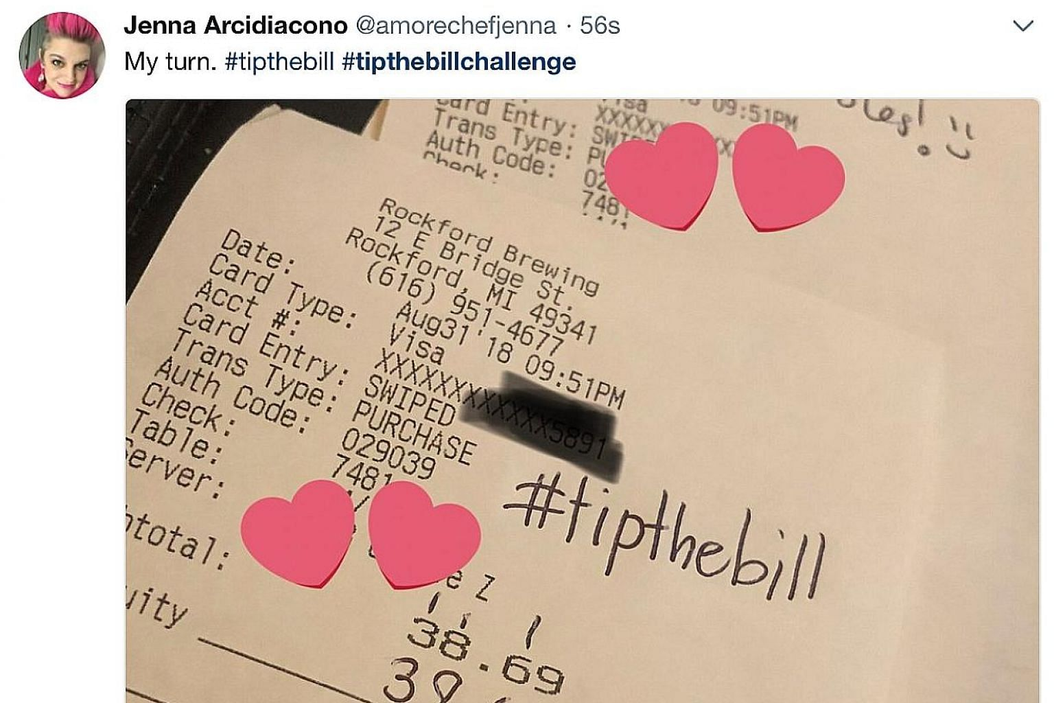 Huffington Post journalist Kimberly Yam's tweets on Asian representation in US culture have blown up over the past week. The #TipTheBillChallenge encourages diners to tip as much as the actual bill, but some feel it does not address the real problem