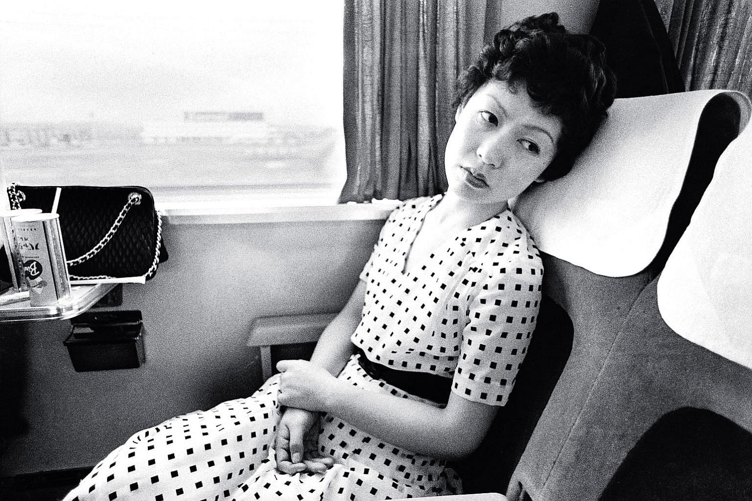 In more than 130 photographs, Between Love And Death: Diary Of Nobuyoshi Araki chronicles Japanese photographer Araki's relationship with his wife, essayist Yoko Aoki (above), who died of ovarian cancer in 1990. Nguan's Singapore depicts slices of li