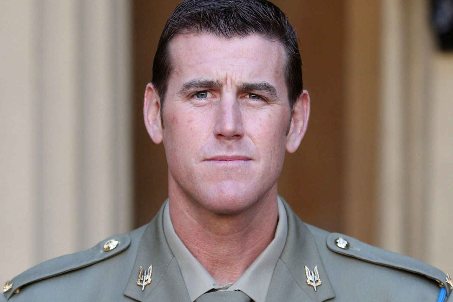 Mr Ben Roberts-Smith, who faces misconduct allegations, received the Victoria Cross in 2011 for bravery in Afghanistan.