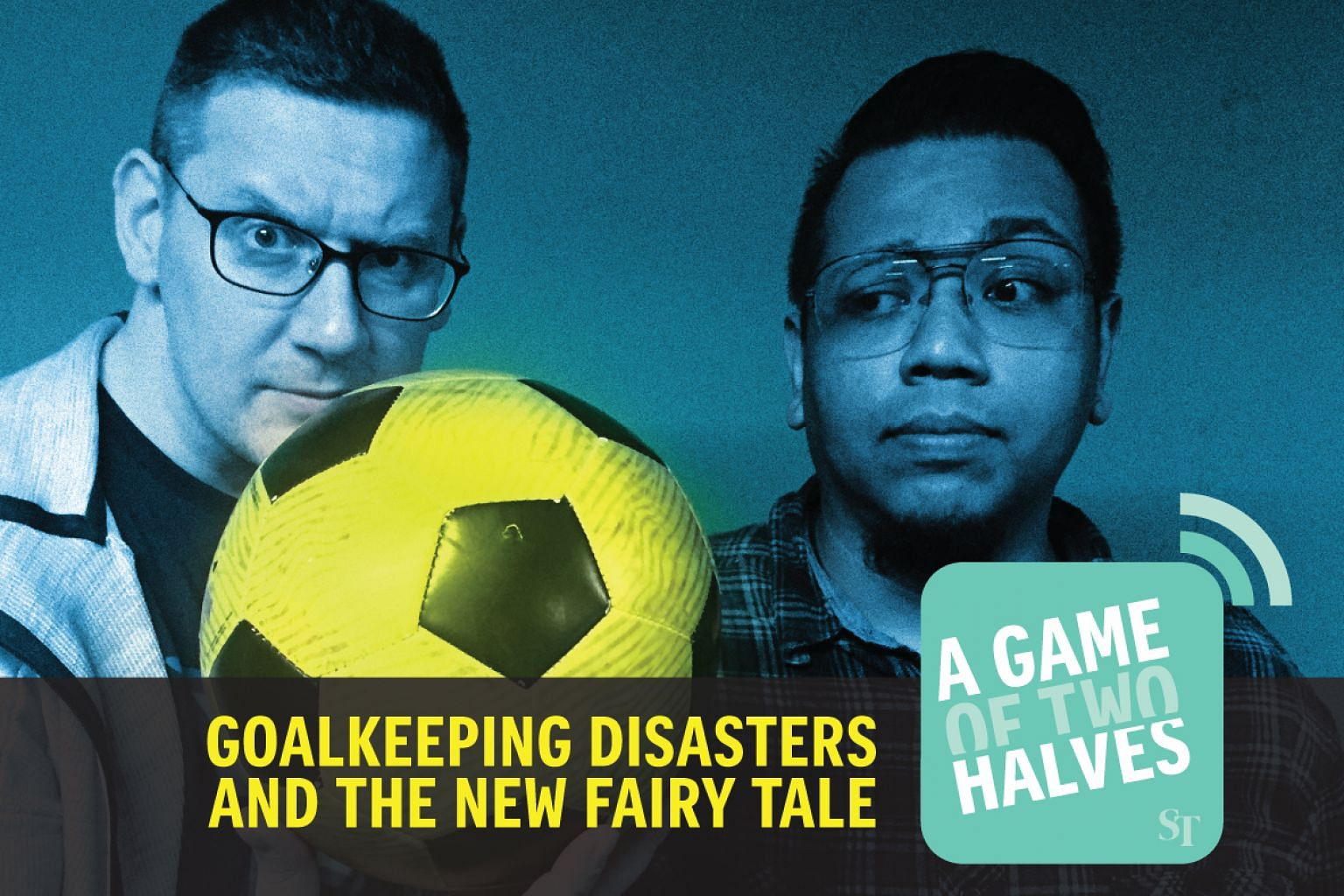 A Game Of Two Halves sports podcast