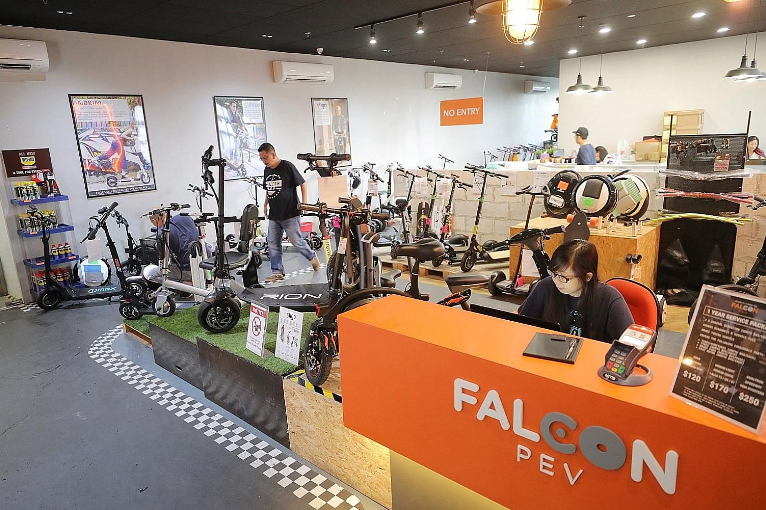 Personal mobility device retailers such as Falcon PEV are concerned that the new safety standard for PMDs could drive up costs and cause sales to drop.