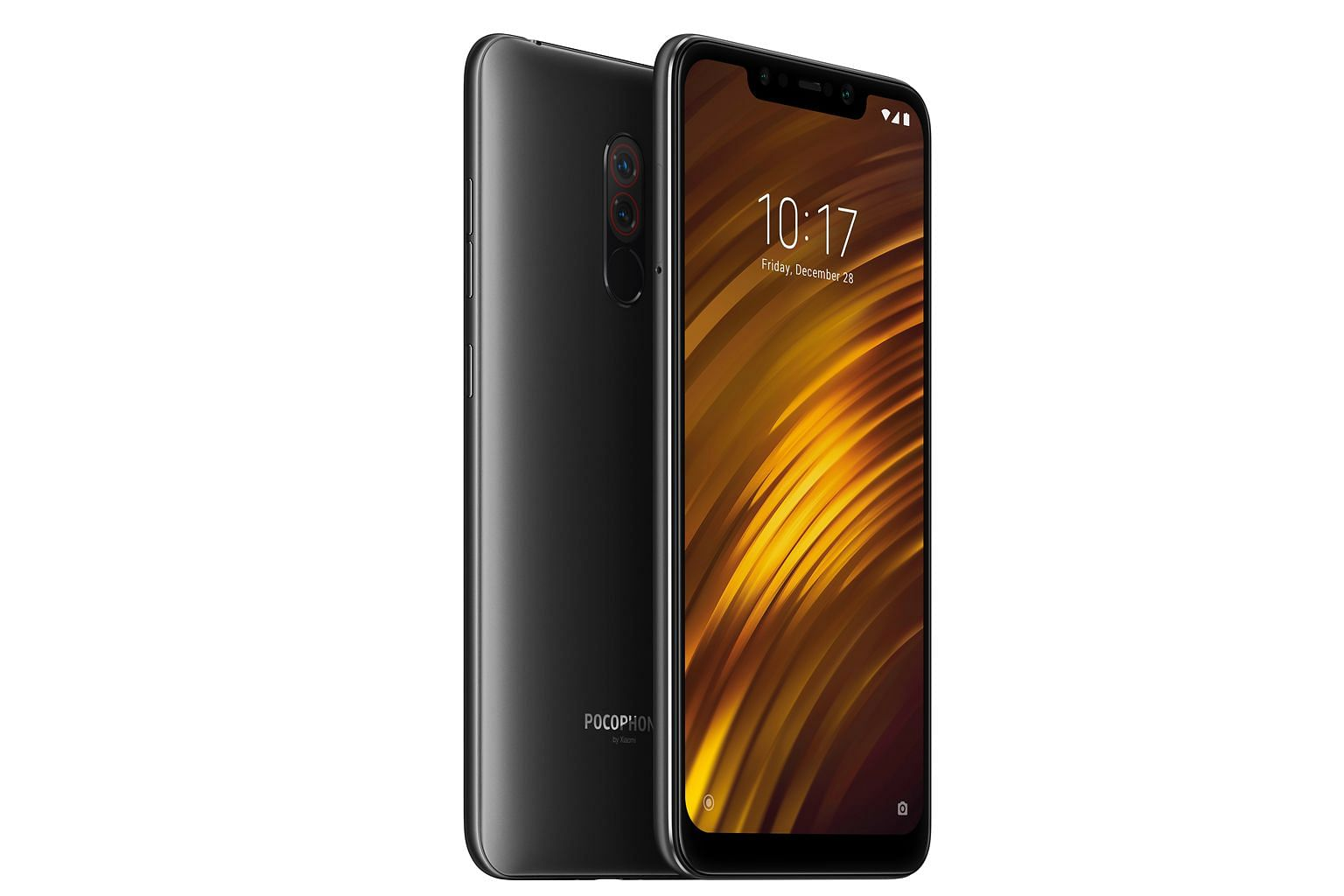 The Xiaomi Pocophone F1 comes with a 4,000mAh battery.