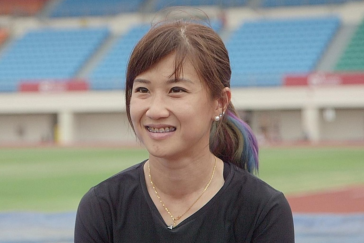 Rachel Yang's dispute with the association centres on the qualifying period for the Asian Games, for which she was not selected.