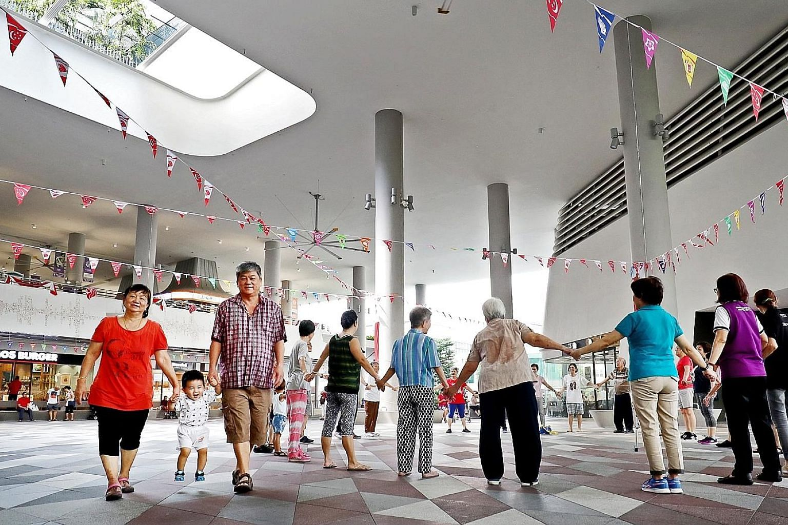The Kampung Admiralty concept is one that is of significance to efforts to accommodate the needs of vulnerable persons with dementia, creating a familiar and safe environment for them to age in place, say the writers.