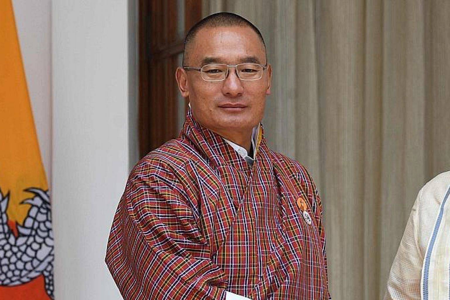 Bhutan Prime Minister Tshering Tobgay was seeking a second term, but has conceded defeat.