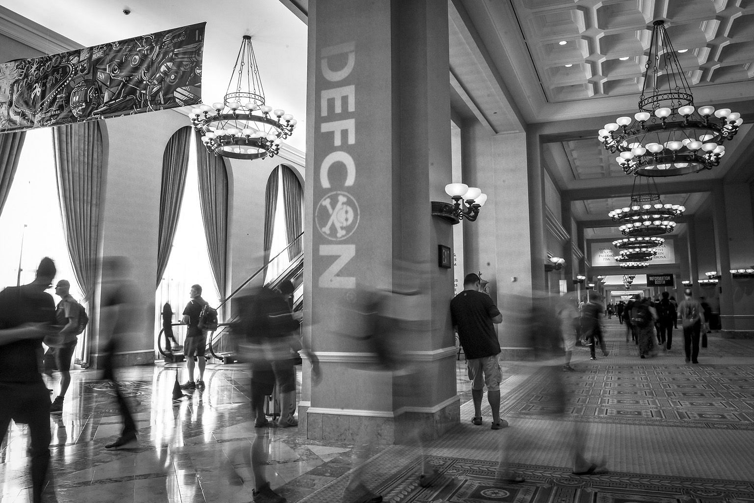 Defcon, one of the world's largest hacking conferences, was held last month in Las Vegas. New pressures are reshaping the hacker community's attitudes towards privacy and anonymity.