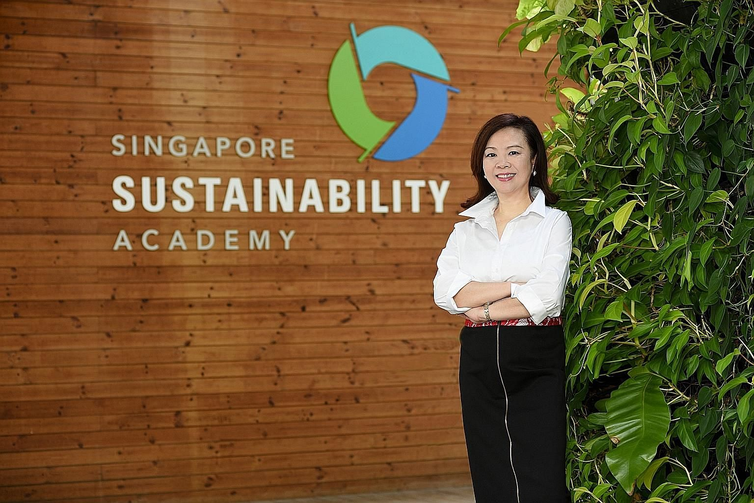 CDL chief sustainability officer Esther An is one of the first two South-east Asian women to be named a UN Global Compact Sustainable Development Goals Pioneer for Green Infrastructure and a Low-Carbon Economy.