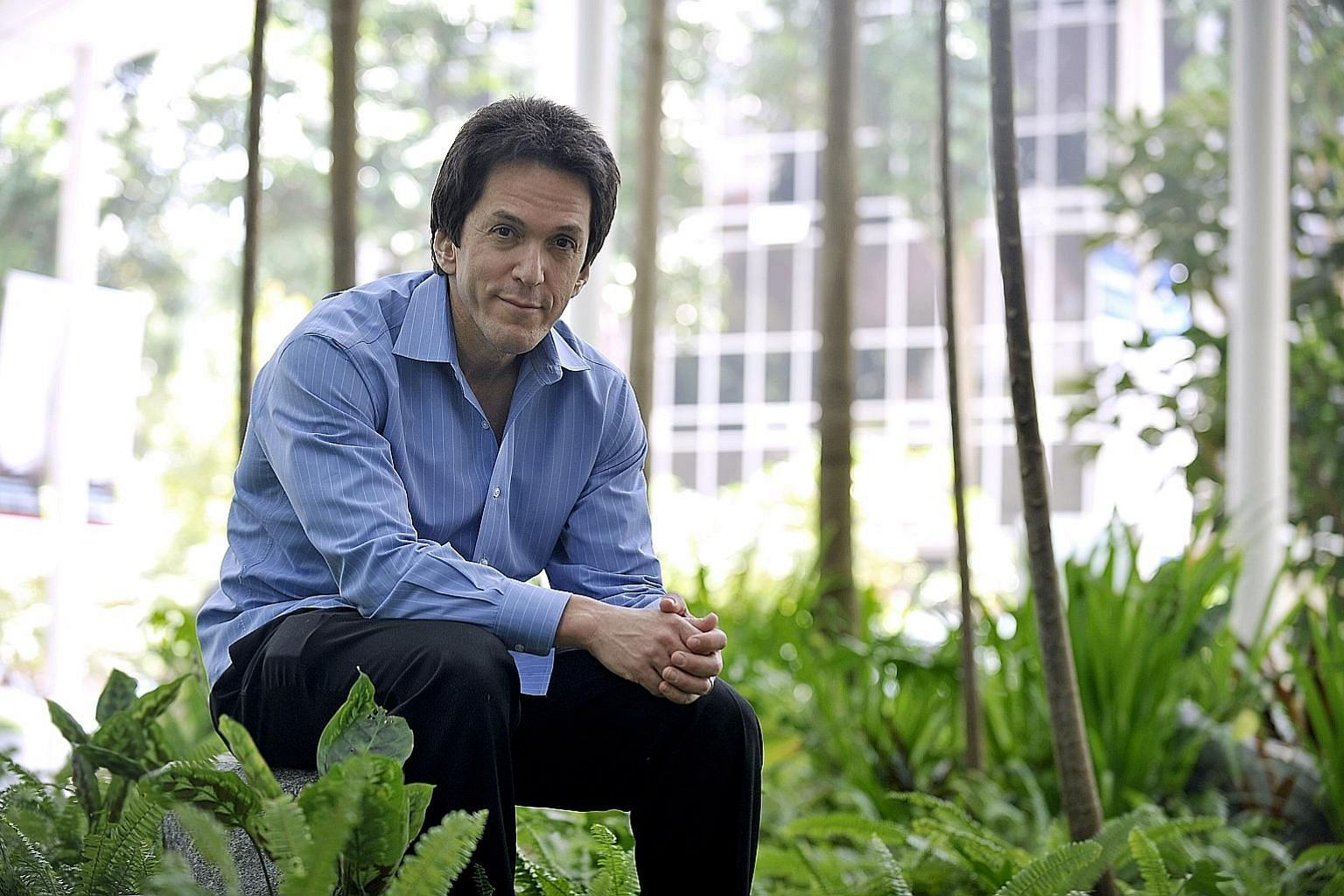 The Next Person You Meet In Heaven is author Mitch Albom's 10th book.