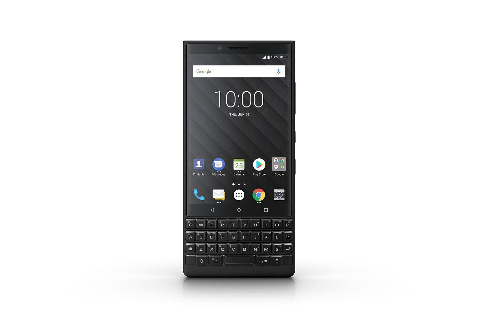 The Key2 offers good reasons for BlackBerry fans to upgrade.