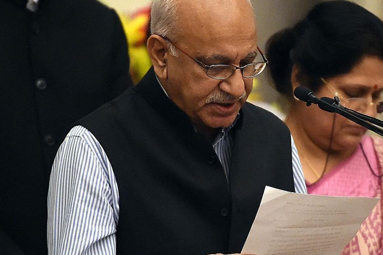 More than a dozen women have accused junior foreign minister M.J. Akbar, a former journalist, of sexual harassment.