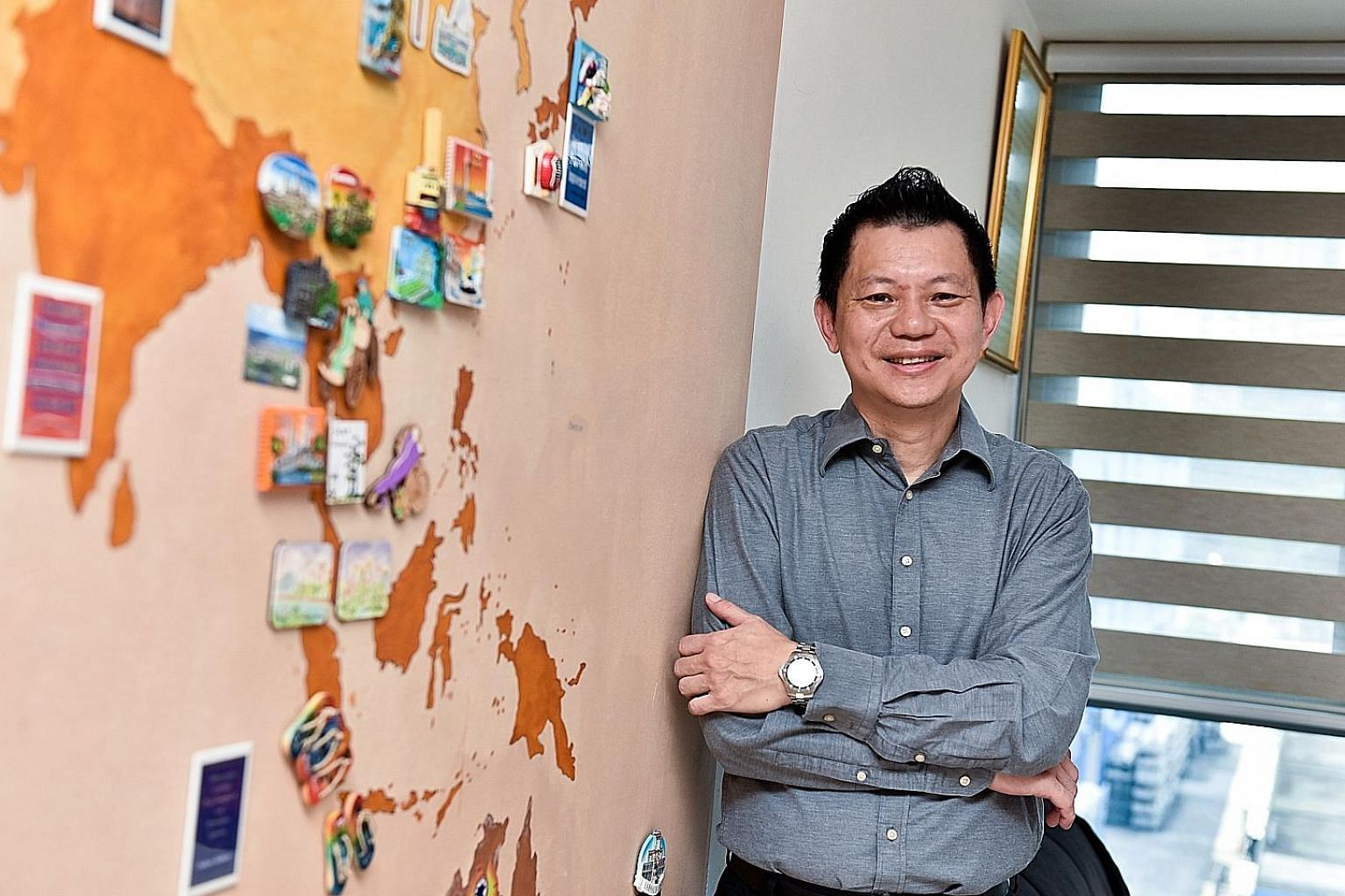 Mr Jerome Tan believes in sticking to the fundamentals when investing in property - know where to buy, what to buy and at what price to buy.