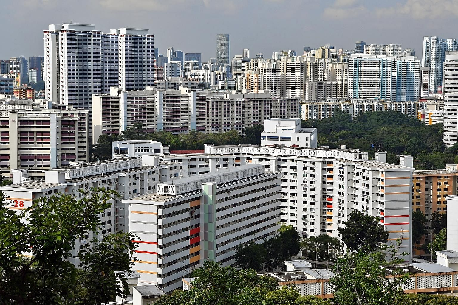Analysts attribute the increase in sales of HDB resale flats in the third quarter to buyers coming back to the market, drawn by the soft resale prices, and former owners of properties sold in collective sales buying HDB flats as replacement homes.