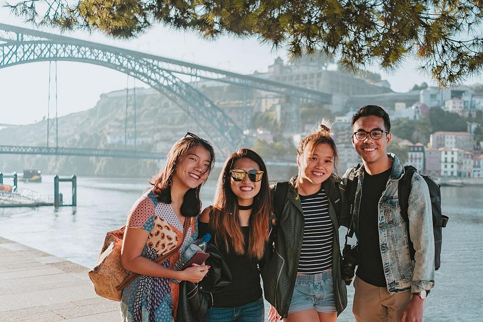 Mr Akif Sanuan visited countries such as Portugal, Switzerland and France to shoot videos and photos for The Travel Intern. After designing a campaign for Tourism Queensland as part of a Klook internship, Ms Kristal Tai took a trip there to experienc