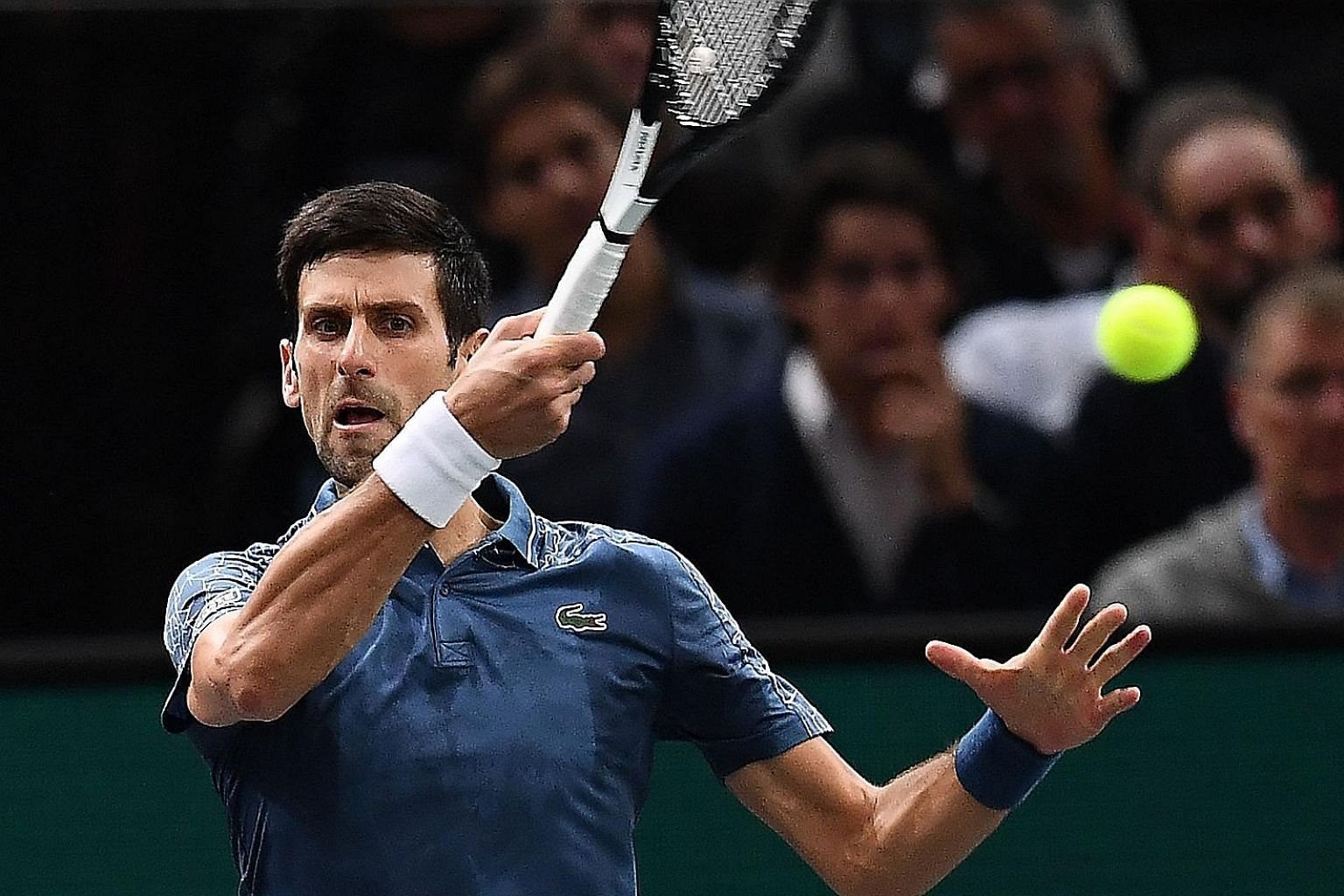 Novak Djokovic defeated Marin Cilic in the Paris Masters quarter-finals. The Serb will return to the world No. 1 spot tomorrow